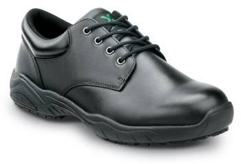 SR Max SRM1800 Providence, Men's, Black, Oxford Style Slip Resistant Soft Toe Work Shoe