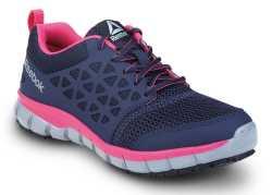 Reebok Women's Sublite Athletic Style Slip Resistant Soft Toe Work Shoe