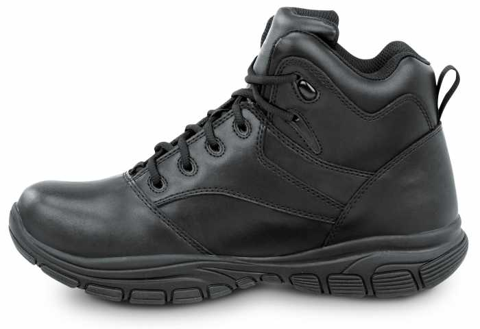 Reebok SRB1250 Senexis, Black, Men's Hi Top Athletic Style Slip Resistant Soft Toe Work Shoe