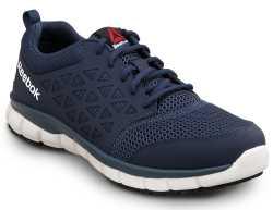 Reebok Men's Sublite Athletic Style Slip Resistant Soft Toe Work Shoe