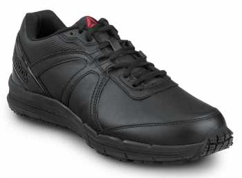 Reebok Men's Guide, Black, Men's, Athletic Style Slip Resistant Soft Toe Work Shoe