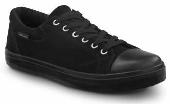 SR Max SRM196 Reno Black, Women's, Skate Style Slip Resistant Soft Toe Work Shoe