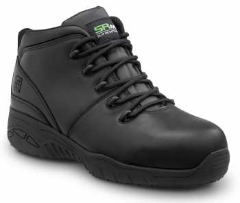SR Max SRM270 Raleigh II, Women's, Black, Soft Toe, Waterproof, Slip Resistant Work Hiker