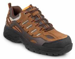 SR Max Boone Men's Low Hiker Style Comp Toe EH Slip Resistant Work Shoe