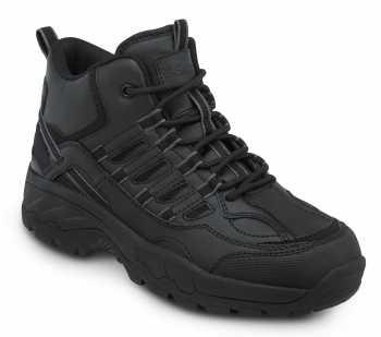 SR Max SRM479 Boone, Women's, Black, Hiker Style Comp Toe, EH, Slip Resistant Work Shoe