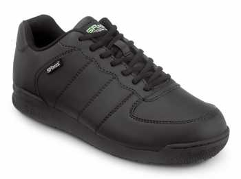 SR Max SRM6200 Maxton, Men's, Black, Athletic Style Soft Toe Slip Resistant Work Shoe