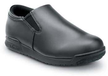 SR Max SRM6410 Ashland, Men's, Black, Slip On Oxford Style Soft Toe Slip Resitant Work Shoe