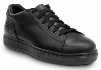 Timberland PRO STMA1W5Z Disruptor, Men's, Black, Alloy Toe, Slip Resistant Oxford